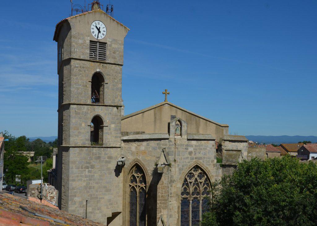 Eglise de Coursan