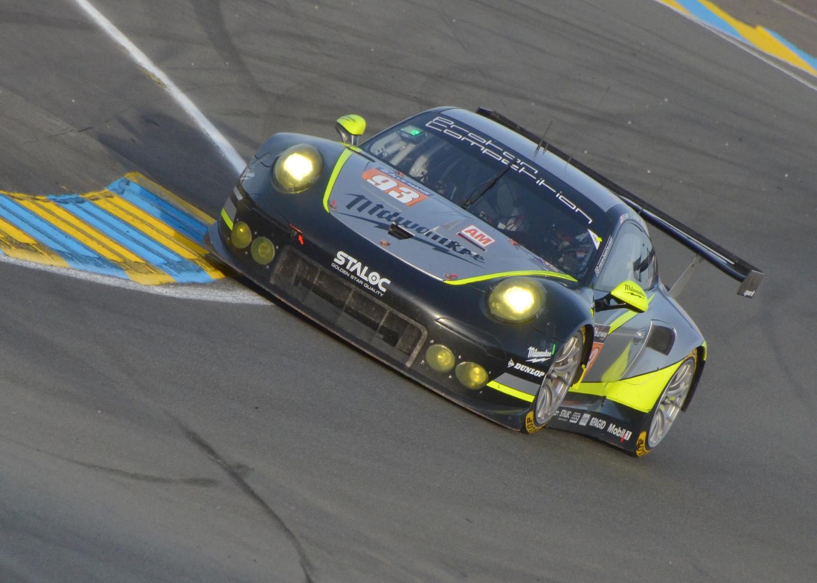 photo de Porsche au 24 heures du Mans